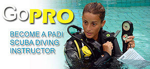 PADI Professional Diving Phuket